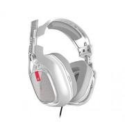 ASTRO Gaming A40 Biauricular Diadema Blanco Auricular con micrófono Auriculares con micrófono (PC/Juegos, Biauricular, Diadema, Blanco, 2.6N, Alámbrico)