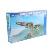 Kit de construit avion MiG 21MF Fishbed J 1/32