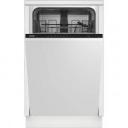 Masina de spalat vase incorporabila Beko DIS25010 Clasa A+ 10 seturi Alb