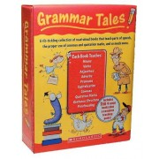 Teaching Resources, Scholastic Grammar Tales Box Set: A Rib-Tickling Collection of Read-Aloud Books That Teach 10 Essential Rules of Usage and Mechanics