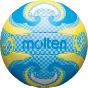 molten Beachvolleyball V5B1502-C - blau/gelb | 5