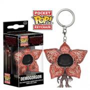 Stranger Things Demogorgon Open Face Pocket Pop! Vinyl Keychain