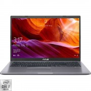 Laptop ASUS 15.6 X509JP-EJ064, FHD, Procesor Intel Core i7-1065G7 (8M Cache, up to 3.90 GHz), 8GB DDR4, 512GB SSD, GeForce MX330 2GB, No OS, Grey