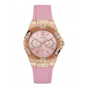 Guess Horloge Silicone Stras