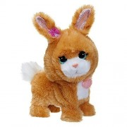 Fur Real Friends Woodland Sparkle Bopsy My Bouncin Bunny