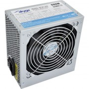 Sursa alimenare Akyga Basic ATX Power Supply 600W AK-B1-600 Fan12cm P4 3xSATA PCI-E