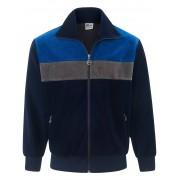 Athlet Wellness-Anzug Velours light Ruff blau Herren 58 blau