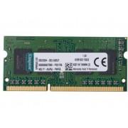 Kingston Laptop-werkgeheugen module KVR16S11S6/2 2 GB 1 x 2 GB DDR3-RAM 1600 MHz CL11