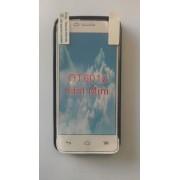 Твърд гръб за Alcatel One Touch Idol mini + Протектор Черен