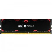 DDR4, 8GB, 2133MHz, GoodRam Iridium, CL15 (IR-2133D464L15S/8G)