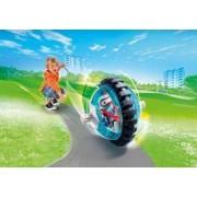 Playmobil Speed Roller Azul