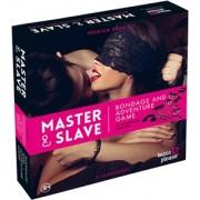 Master & Slave - Bondage Game Magenta (NL)