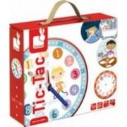 Jucarie educativa Janod Tic Tac