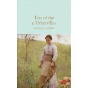 Pan Macmillan Tess of the d´Urbervilles - Thomas Hardy