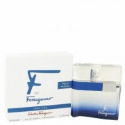 F Free Time For Men By Salvatore Ferragamo Eau De Toilette Spray 3.4 Oz