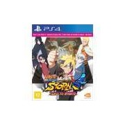 Naruto shippuden: ultimate 4 road to boruto - ps4