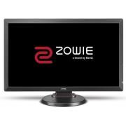 "Monitor Gaming TN LED BenQ ZOWIE 24"" RL2455T, Full HD (1920 x 1080), VGA, DVI, HDMI, Boxe, Pivot, 1 ms (Negru)"