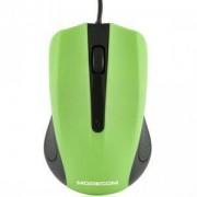 Оптична мишка Modecom MC-M9, Зелена, MDC00062
