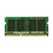 MEMORIA SODIMM DDR3 KINGSTON 8GB 1333 MHZ CL9 (KVR1333D3S9/8G)