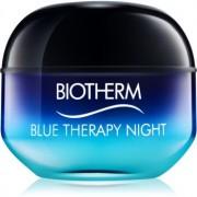 Biotherm Blue Therapy crema de noche antiarrugas para todo tipo de pieles 50 ml