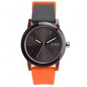 DWG Zegarek DWG na pomarańczowym pasku 02