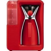 Cafetiera Bodum Bistro Red 1.2L 1450W Rosu