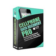 CDR200 CellPhoneData Recovery Pro dla iPhone (Mac)