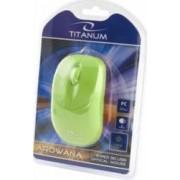Mouse Esperanza TM109G Optic 1000DPI Verde