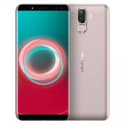 Ulefone Power 3S 4GB+64GB, batería de 6350mah, 6.0 pulgadas, Android 7.1 Dual SIM MTK6763 Octa-core hasta 2.0GHz GSM, WCDMA y FDD-LTE, Dorado