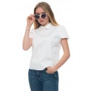 Red Valentino Camicia da donna in cotone Bianco Cotone Donna