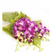 Buchet cu orhidee dendrobium