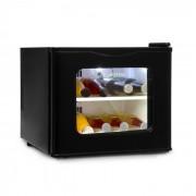 Winehouse Mini Bar 17 Litros 60 W Classe A++ 38 dB Porta de Vidro Preto