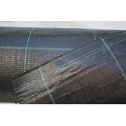 Folie 0.50M × 30M = 150 mp/rola, 100 gr/mp, Negru, Agrotextil
