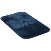 Confetti blå - badrumsmatta