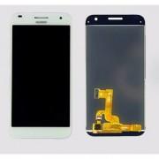 Display Cu Touchscreen Si Geam Huawei Ascend G7 Alb