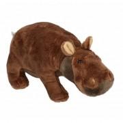 Semo Pluche knuffel nijlpaard 20 cm