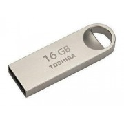 Stick USB Toshiba TransMemory U401, 16 GB, USB 2.0 (Argintiu)