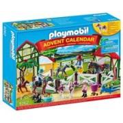 Joc Calendar Playmobil Horse Farm