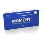Angelini Spa Moment 200 Mg Compresse Rivestite 12 Compresse