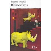 Rhinoceros, Paperback/Eugene Ionesco