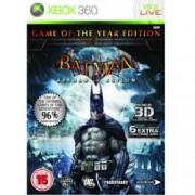 Batman Arkham Asylum GOTY, за XBOX360