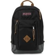 JanSport Reilly 23 L Laptop Backpack(Black, Grey)