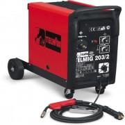 Aparat de Sudura Telwin TELMIG 203/2 TURBO 821060 400 V, 5.5 KW