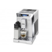 De'Longhi ECAM 45.760.W Eletta Cappuccino Top Bean-To-Cup Coffee Machine - White & Silver