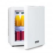 Klarstein Happy Hour 19, minibar, 19 l, 5 - 15 ° C, clasa energetică A, silențios, 0 dB, lumină LED, alb (HEA-HappyHour-Wht)