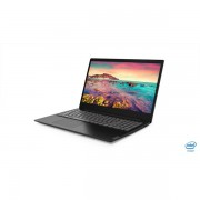 "LENOVO IdeaPad S145-15IWL, 15.6"" HD, Intel Core i3-8145U, 4GB, 128GB SSD, Intel UHD Graphics 620, W10 Home in S, Black"