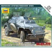Sd.Kfz.222 German Light Armored + EKSPRESOWA DOSTAWA W 24H