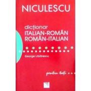 Dictionar italian-roman / roman italian pentru toti 50000 de cuvinte si expresii - George Lazarescu