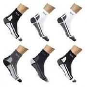 Jim-Dandy Ankle Socks Set Of 6 Pairs