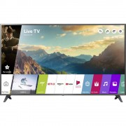 "LED televizor 123 cm 49 "" LG Electronics 49UK6200 ATT.CALC.EEK A (A++ - E) DVB-T2, DVB-C, DVB-S, UHD, Smart TV, WLAN, PVR ready,"